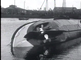 Demonstration of a lifeboat which can't capsize