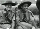 The jamboree is approaching, scouts from the Dutch East Indies in Amsterdam
